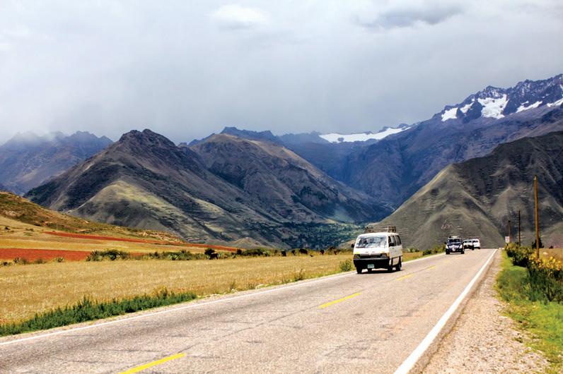 Quá khứ rực rỡ ở Peru 3