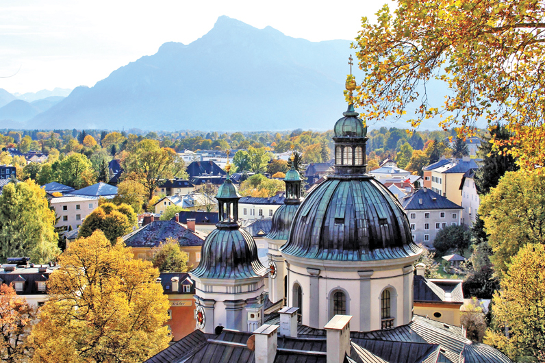 Salzburg, đời cũng như phim -1