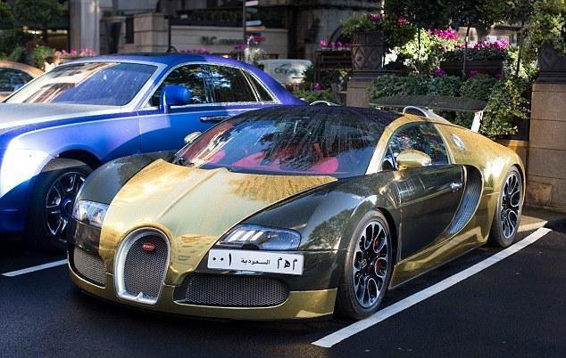 Bugatti-oro
