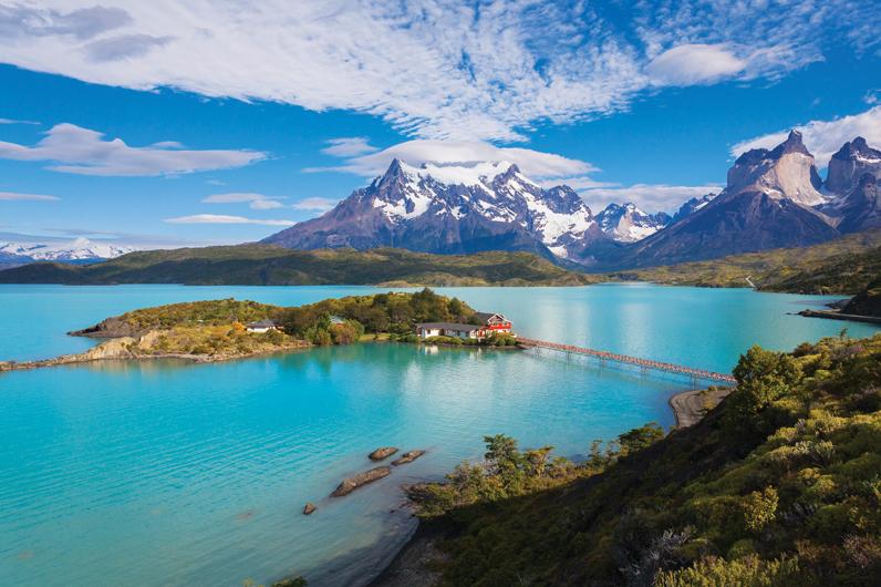 Hấp dẫn vùng đất cực Nam Chile -1