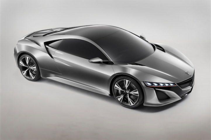 Honda-NSX 1