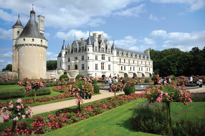 Khám phá thung lũng sông Loire huyền bí -1