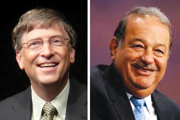 Ông chủ Microsoft Bill Gates người giàu nhất thế giới 2
