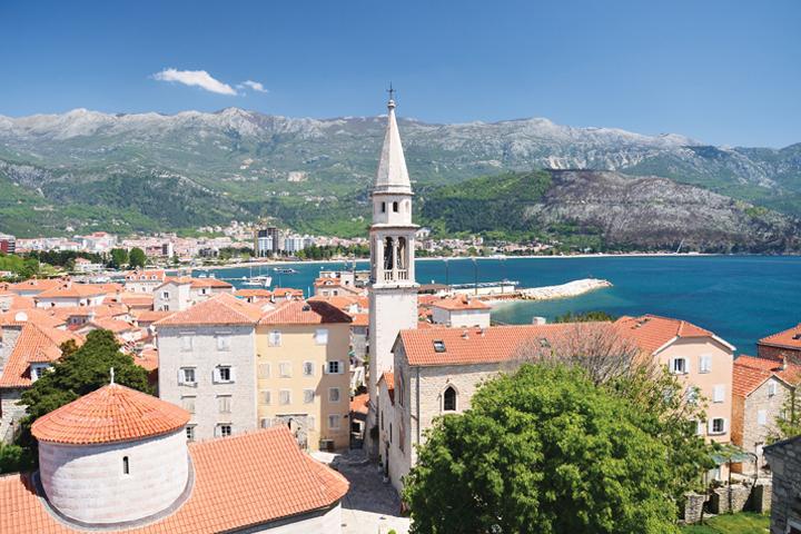 Vẻ đẹp của đất nước nhỏ bé Montenegro -3
