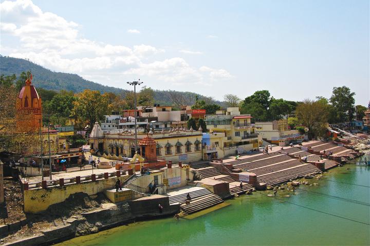 Những phố núi ở Uttarakhand -6