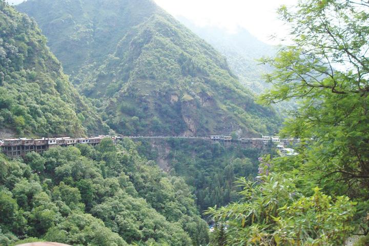Những phố núi ở Uttarakhand - 1