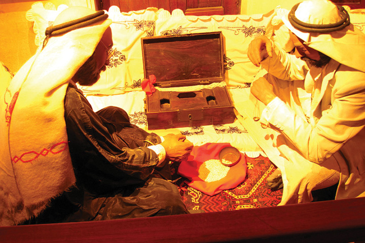 Hấp dẫn bảo tàng Dubai -5