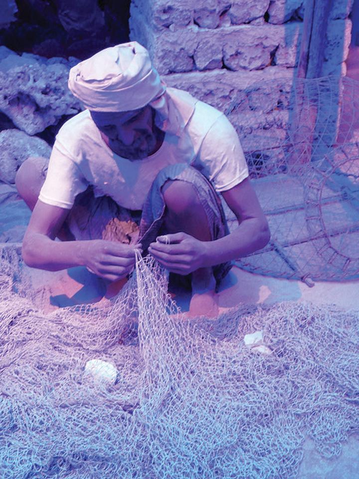 Hấp dẫn bảo tàng Dubai -19