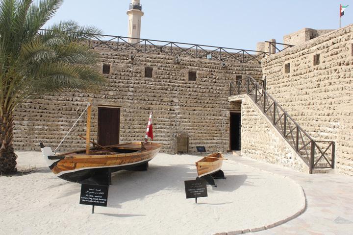 Hấp dẫn bảo tàng Dubai -17