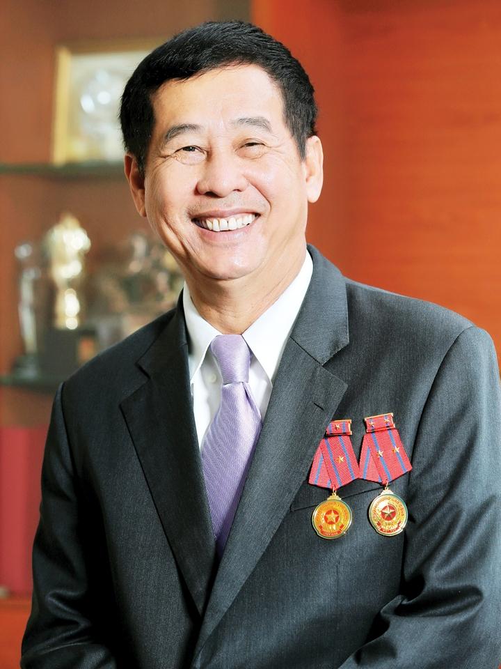 Ông Nguyễn Xuân Đình - Tổng giám đốc Công ty CP Phát triển Đô thị Công nghiệp số 2 (D2D)