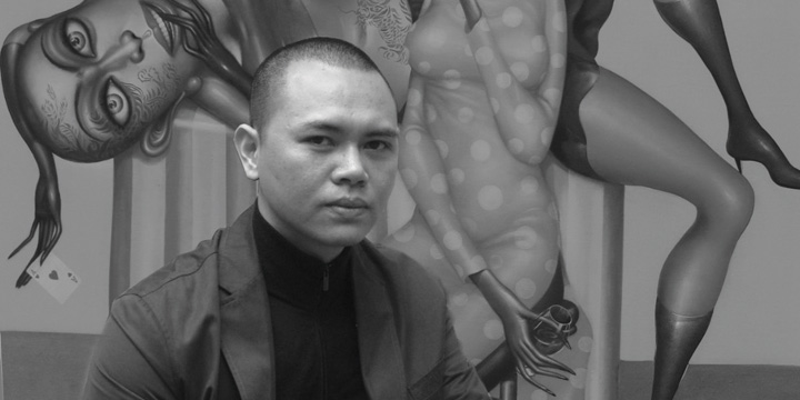 Bùi Thanh Tâm, một gương mặt trẻ tiêu biểu của hội họa Việt Nam đương đại