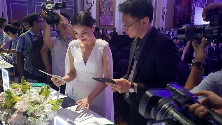 Samsung Vina chính thức ra mắt Samsung Galaxy Tab S2.
