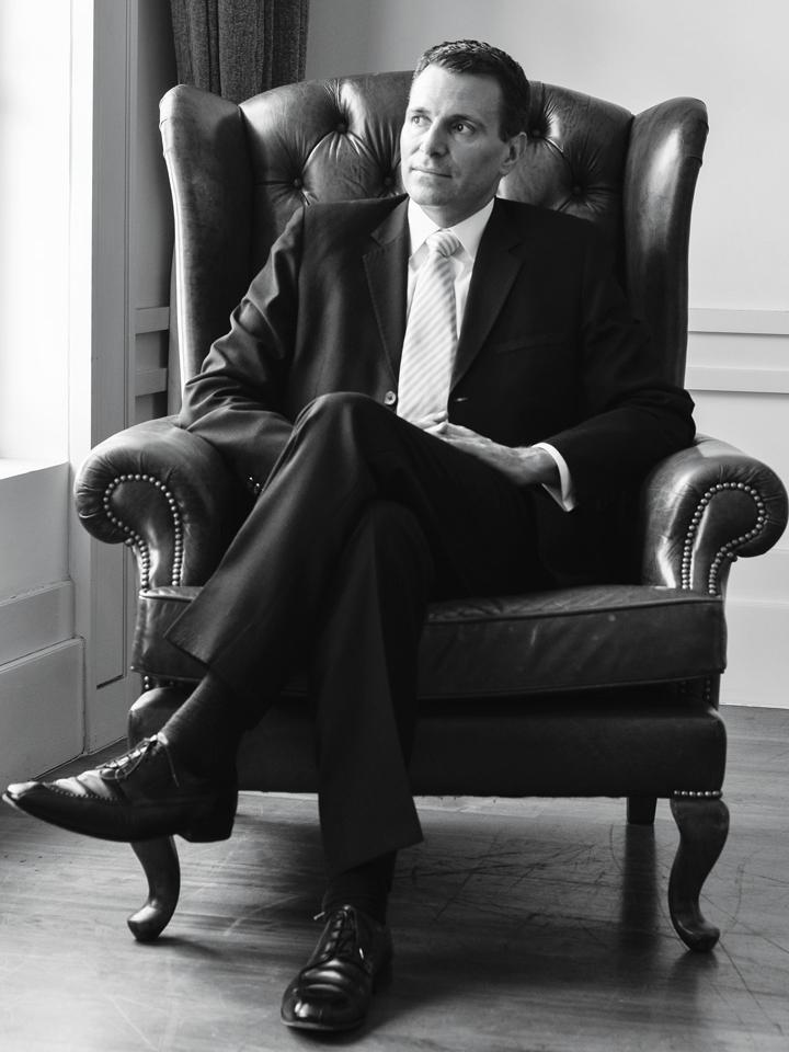 Ông Jan-Hendrik Meidinger, Tổng giám đốc Khách sạn Park Hyatt Saigon