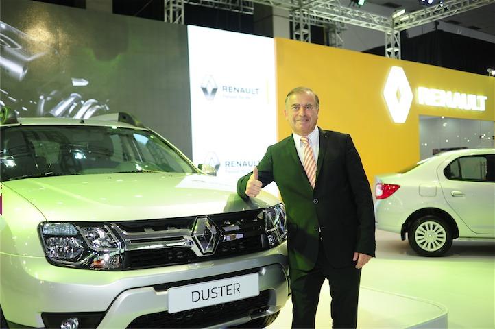 Ông Xavier Coiffard - Tổng giám đốc Renault Việt Nam