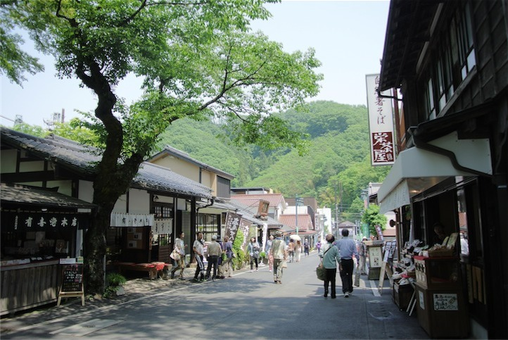 Mt. Takao-Michelin guide's 3 star