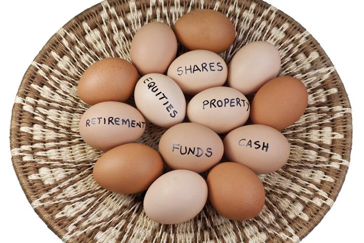 Đa dạng hóa danh mục bằng những kênh đầu tư an toàn