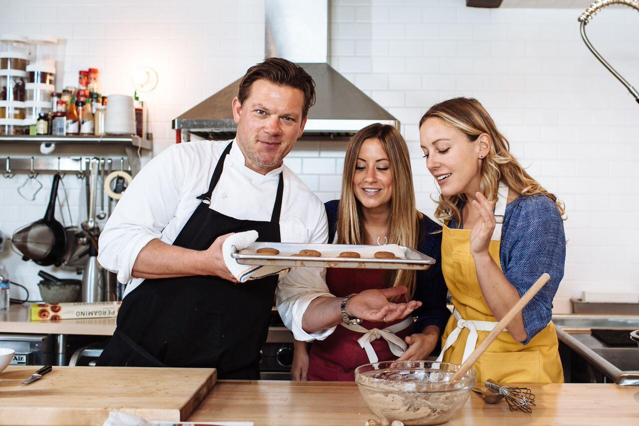 Megan Miller và Leslie Ziegler, đồng sáng lập, Bitty Foods