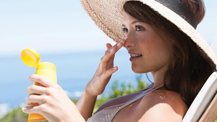 Chăm sóc da đúng cách mùa nắng nóng 2