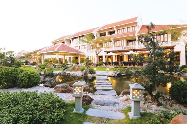 Almanity Hoi An Resort & Spa - Ốc đảo nhỏ bình yên trong khu phố cổ