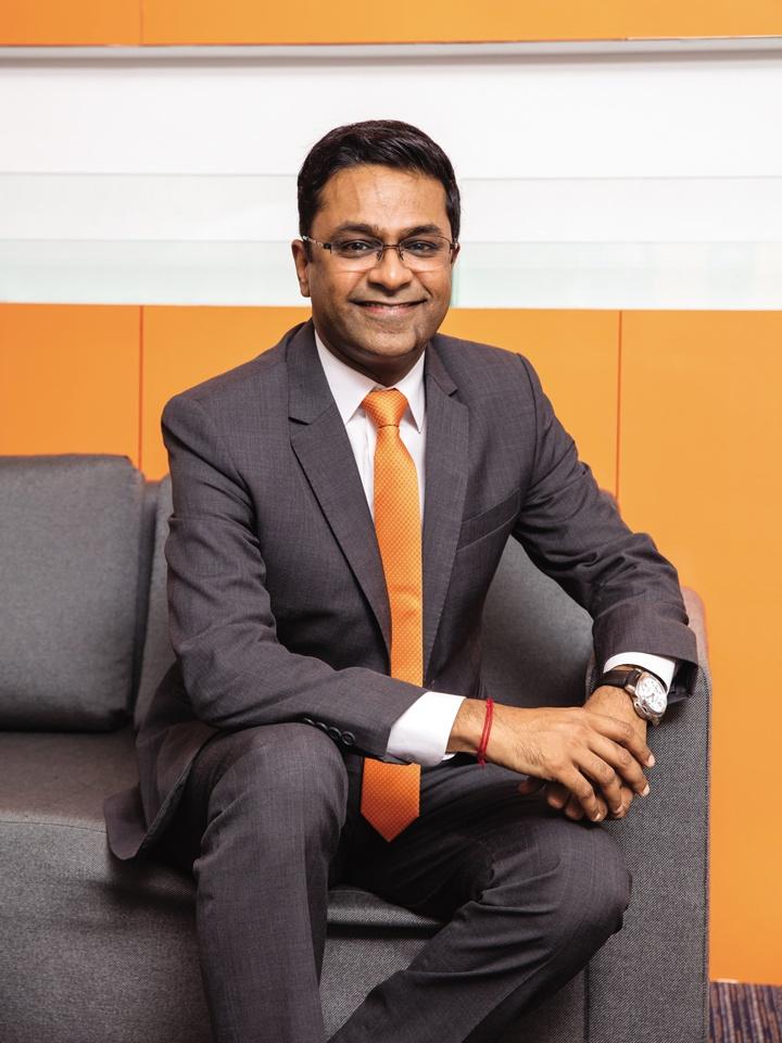 Ông Anantharaman Sridharan - Tổng giám đốc Công ty TNHH Bảo hiểm nhân thọ FWD Việt Nam