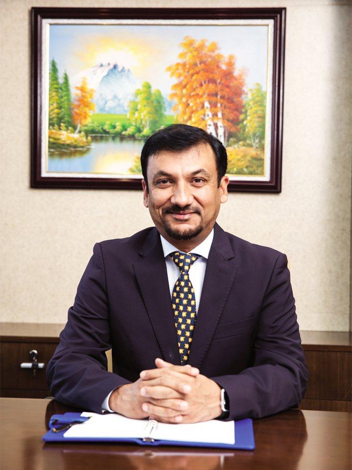 Ông Uday Shankar Sinha - Tổng giám đốc Suntory PepsiCo Việt Nam 1