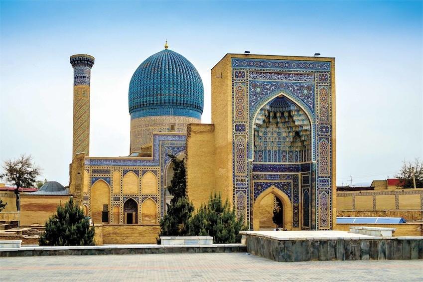 Ốc đảo Khiva - Báu vật trên con đường tơ lụa