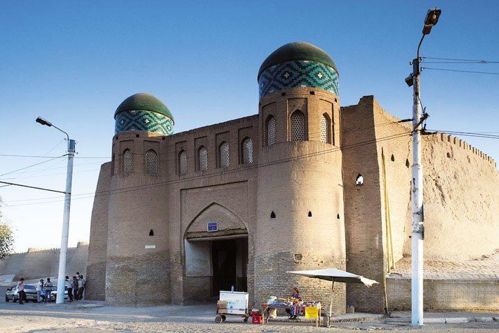 Ốc đảo Khiva - Báu vật trên con đường tơ lụa 6