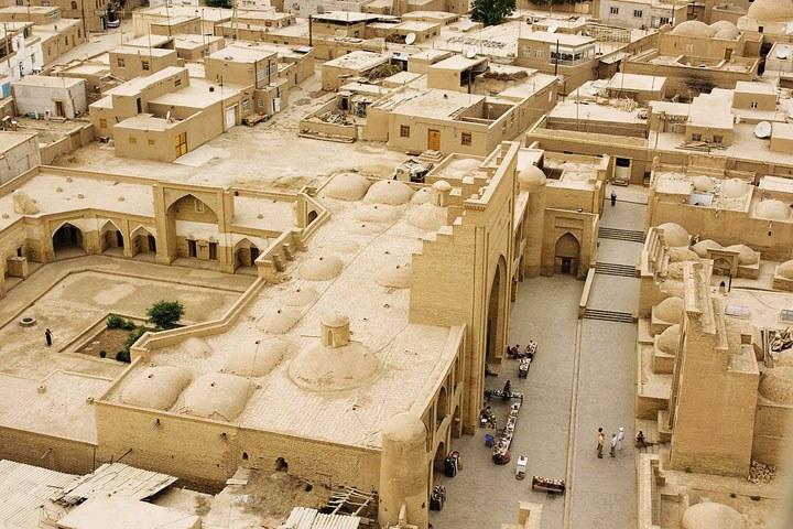 Ốc đảo Khiva - Báu vật trên con đường tơ lụa 3