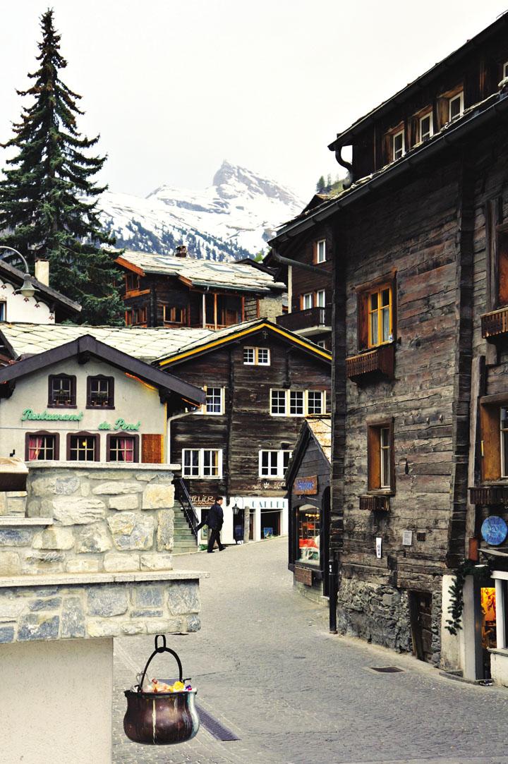 Mùa đông rực rỡ ở Thụy Sĩ 3