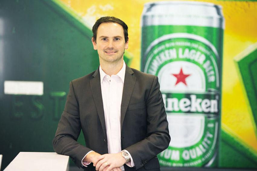 Ông Matt Wilson - Giám đốc ngoại vụ cấp cao của HEINEKEN Việt Nam