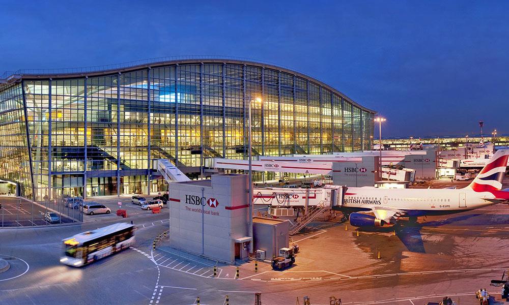 Heathrow Airport 1