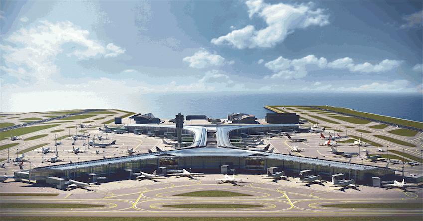 Hong Kong International Airport 1