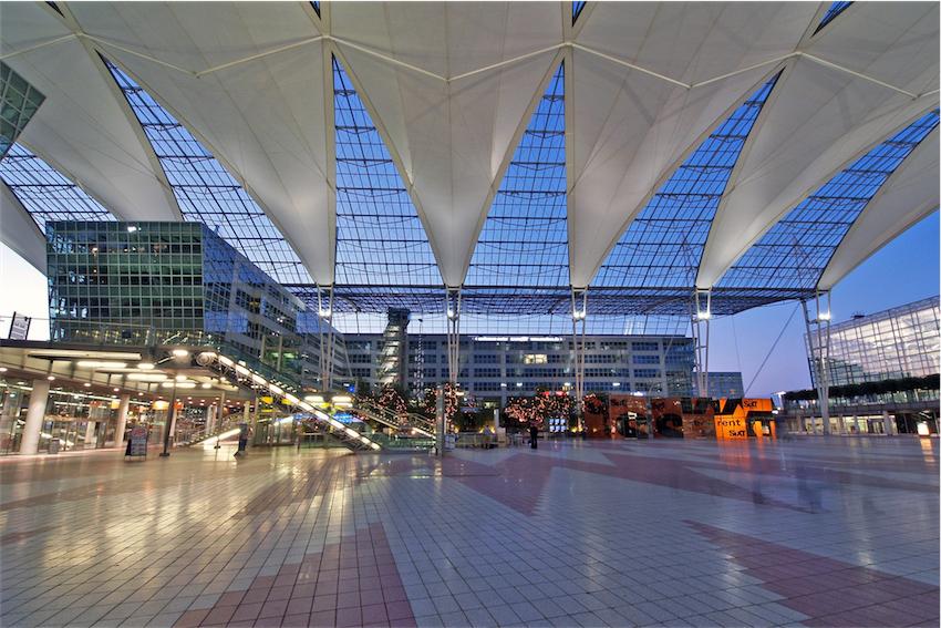 Munich-Airport Terminal 1