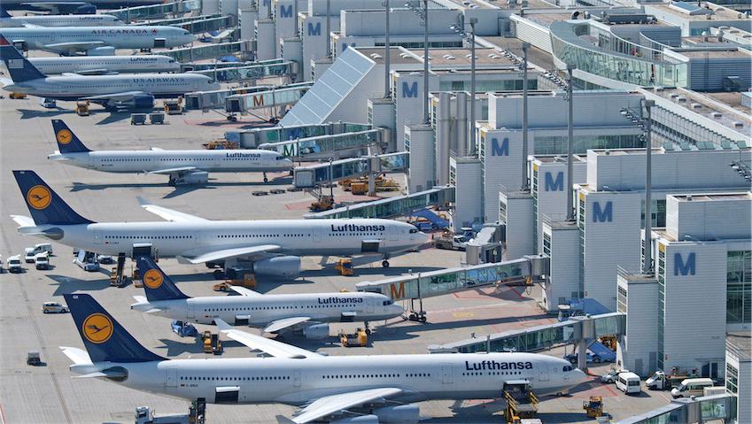 Munich-Airport Terminal 2