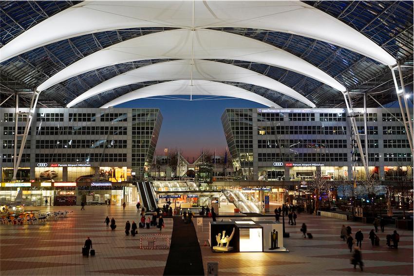 Munich-Airport Terminal 3