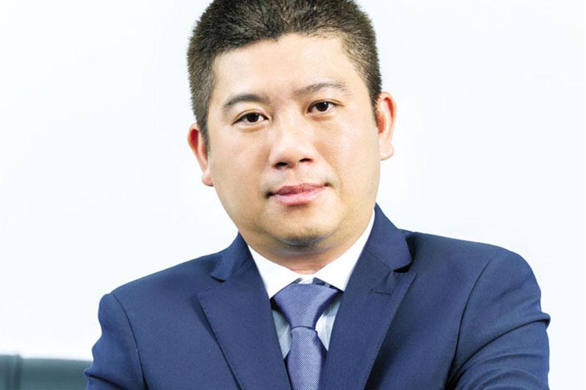 Ông Phạm Ngọc Tùng - Tổng giám đốc Công ty cổ phần Địa ốc Sacom (Samland) 1