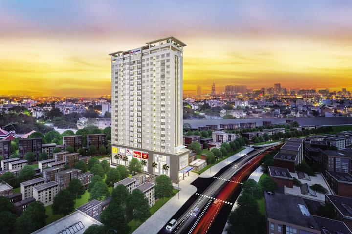 Ông Phạm Ngọc Tùng - Công ty cổ phần Địa ốc Sacom (Samland) 2