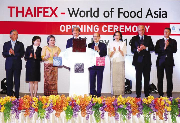 Triển lãm THAIFEX - Thế giới thực phẩm châu Á 2017 2