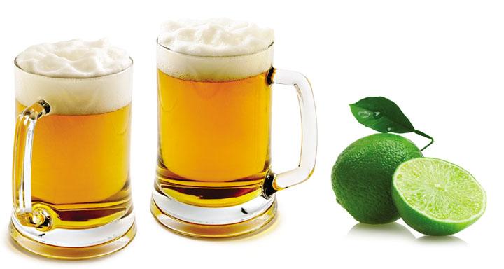 Làm đẹp bằng bia 1