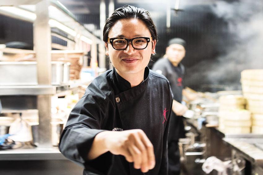 Luke Nguyễn mang đến trải nghiệm ẩm thực độc đáo tại Vietnam House 1