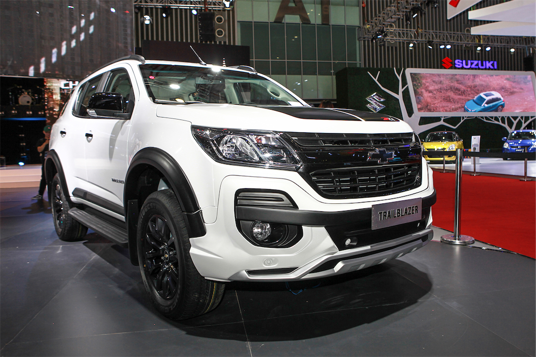VMS 2017 - Chevrolet Trailblazer
