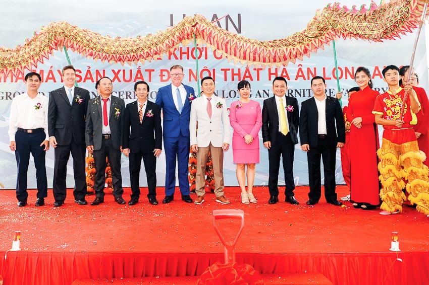 Ông Đoàn Mai Tuyên - Chủ tịch Hội đồng Quản trị HAAN Corporation - 1
