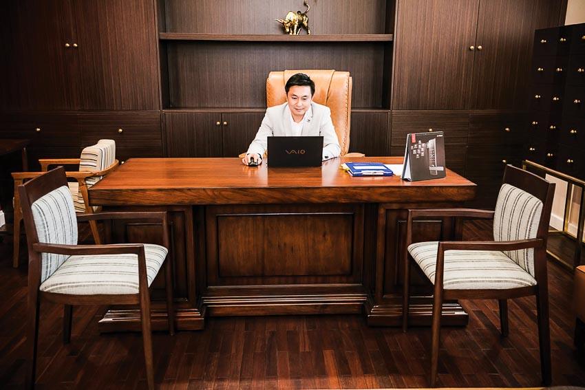 Ông Đoàn Mai Tuyên - Chủ tịch Hội đồng Quản trị HAAN Corporation - 4