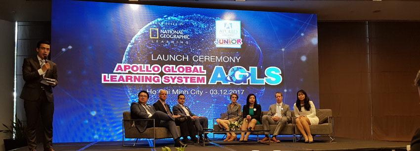 """Apollo English Việt Nam ra mắt """"Hệ thống đào tạo Công dân Toàn cầu Apollo"""""""