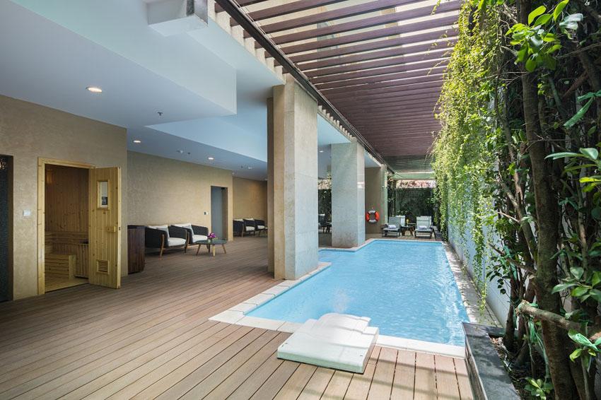 Ra mắt căn hộ dịch vụ cao cấp Oakwood Apartments tại Sài Gòn