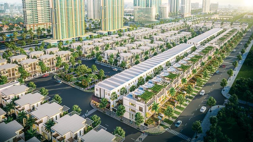Đông Tăng Long - Hưng Lộc thu hút vì đầu tư đúng xu hướng