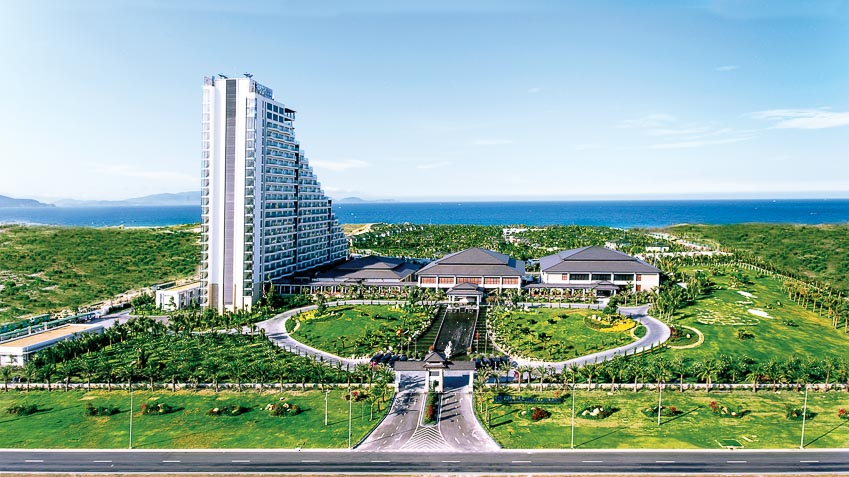 Khu nghỉ dưỡng biển Duyên Hà Resort - Điểm sáng mới tại Cam Ranh