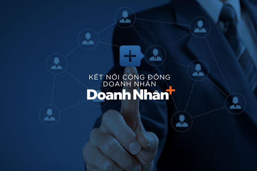 Front page - Doanh Nhan+