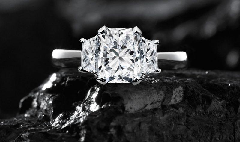 Trang sức đá quý - Kim cương