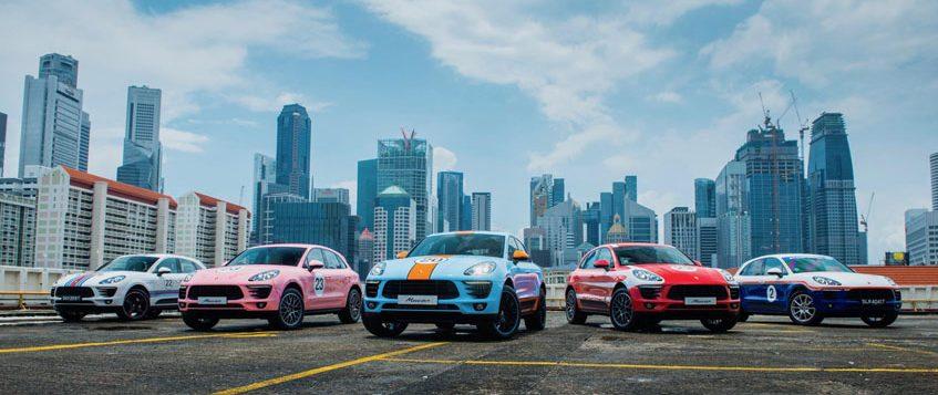 Porsche lập kỷ lục mới về doanh số bán hàng năm 2017